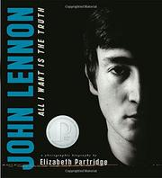 Book Cover for JOHN LENNON