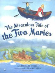 Book Cover for THE MIRACULOUS TALE OF THE TWO MARIES