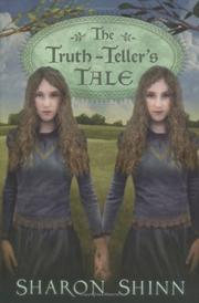 Cover art for THE TRUTH-TELLER'S TALE