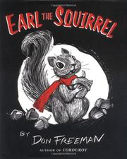 Cover art for EARL THE SQUIRREL