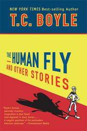 Cover art for THE HUMAN FLY