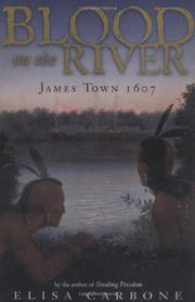 Cover art for BLOOD ON THE RIVER