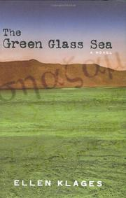 Cover art for THE GREEN GLASS SEA