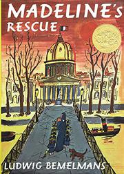 Cover art for MADELINE'S RESCUE