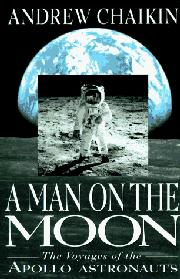 Cover art for A MAN ON THE MOON