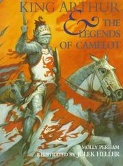Book Cover for KING ARTHUR AND THE LEGENDS OF CAMELOT