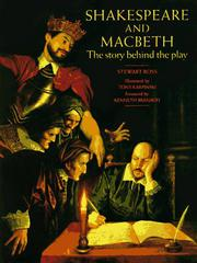 Book Cover for SHAKESPEARE AND MACBETH