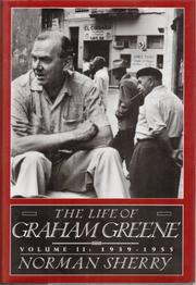 Cover art for THE LIFE OF GRAHAM GREENE