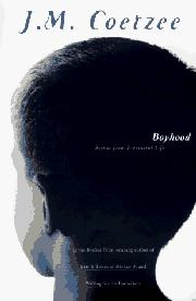 Cover art for BOYHOOD