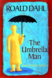 Book Cover for THE UMBRELLA MAN