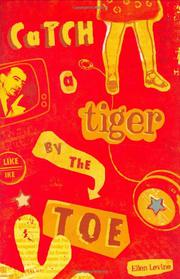 Book Cover for CATCH A TIGER BY THE TOE