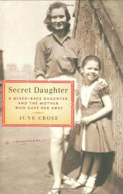 Cover art for SECRET DAUGHTER