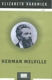 Cover art for HERMAN MELVILLE