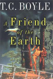 Cover art for A FRIEND OF THE EARTH