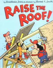 Cover art for RAISE THE ROOF!