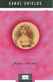 Cover art for JANE AUSTEN
