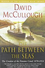 Cover art for THE PATH BETWEEN THE SEAS
