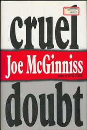 Cover art for CRUEL DOUBT