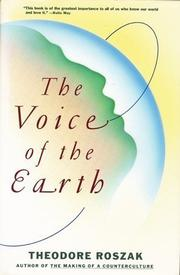 Cover art for THE VOICE OF THE EARTH