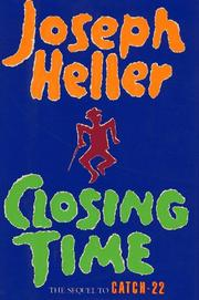Cover art for CLOSING TIME