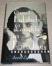 Book Cover for ERNST LUBITSCH