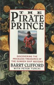 Cover art for THE PIRATE PRINCE