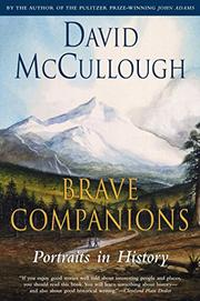 Book Cover for BRAVE COMPANIONS