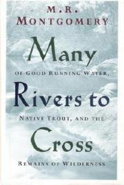 Cover art for MANY RIVERS TO CROSS
