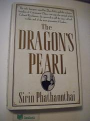 Cover art for THE DRAGON'S PEARL