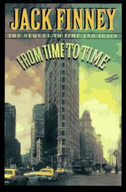 Book Cover for FROM TIME TO TIME