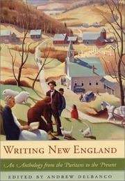 Cover art for WRITING NEW ENGLAND