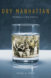 Cover art for DRY MANHATTAN