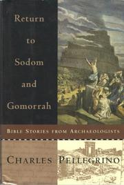 Cover art for RETURN TO SODOM AND GOMORRAH
