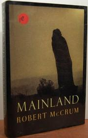 Cover art for MAINLAND