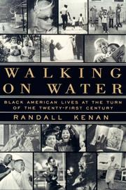 Cover art for WALKING ON WATER
