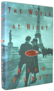 Cover art for THE WORLD AT NIGHT