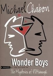 Cover art for WONDER BOYS
