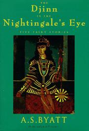 Cover art for THE DJINN IN THE NIGHTINGALE'S EYE