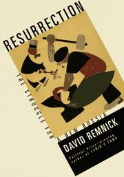 Book Cover for RESURRECTION