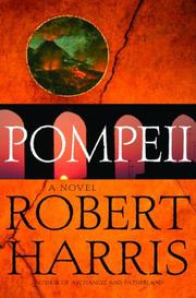 Book Cover for POMPEII