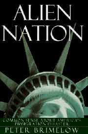 Cover art for ALIEN NATION