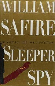 Cover art for SLEEPER SPY