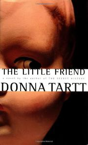 Book Cover for THE LITTLE FRIEND