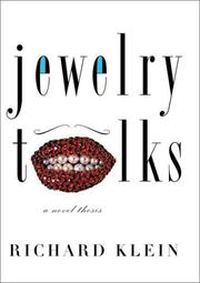 Cover art for JEWELRY TALKS