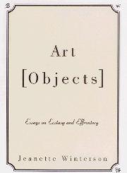 Book Cover for ART OBJECTS