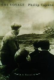 Cover art for THE VOYAGE