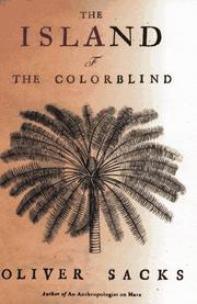 Book Cover for THE ISLAND OF THE COLORBLIND