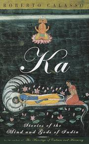 Book Cover for KA