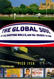 Cover art for THE GLOBAL SOUL