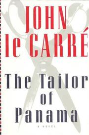Cover art for THE TAILOR OF PANAMA
